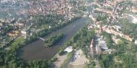 Luftbild Großer Teich
