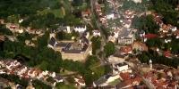 Altenburg von oben