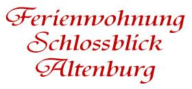 Ferienwohnung Schlossblick Altenburg